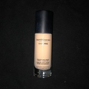 bare minerals bare pro liquid foundation